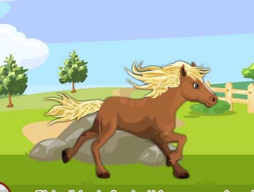 Sweet Pony 3 Game