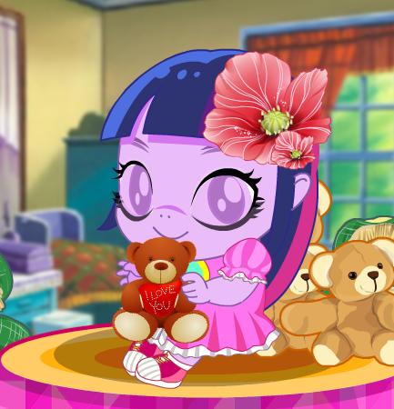 Twilight And Rainbow Babies Game