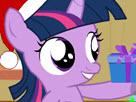 Twilight Sparkle Christmas Day Game
