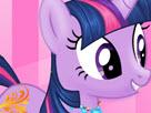 Twilight Sparkle Makeover Game