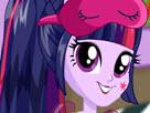 Twilight Sparkle Pajama Party Game