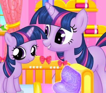 Twilight Sparkle Pregnant Game