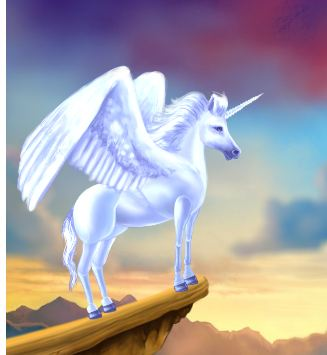 Unicorn Race And Jump Over Obstacles Game
