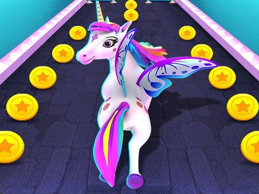 Unicorn Runner New Game