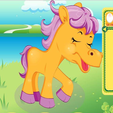 Unique Pet Pony Game