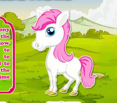 White Pony Adventure Game