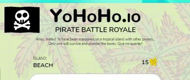 Yohoho.io Hacks Unblocked Game