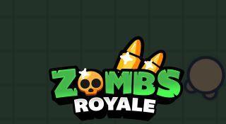 Zombsroyale.io Action Game